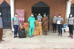 Salary-for-Love-2020-Donation-of-Face-Masks-Medicated-Soaps-and-Food-Items-to-communities-across-Nigeria-3