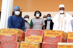 Salary-for-Love-2020-Donation-of-Face-Masks-Medicated-Soaps-and-Food-Items-to-communities-across-Nigeria-5