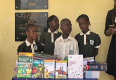 Salary-for-Love-Donation-of-Stationeries-at-Bethesda-School