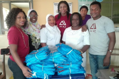 Salary-for-love-Donation-of-Mosquito-Nets-to-Health-Centres